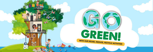 Go Green at SAFRA