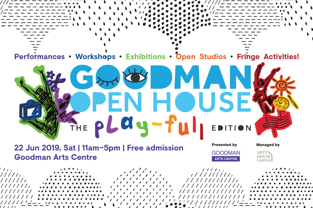 Indulge in a Play-filled Day at The Goodman Open House!