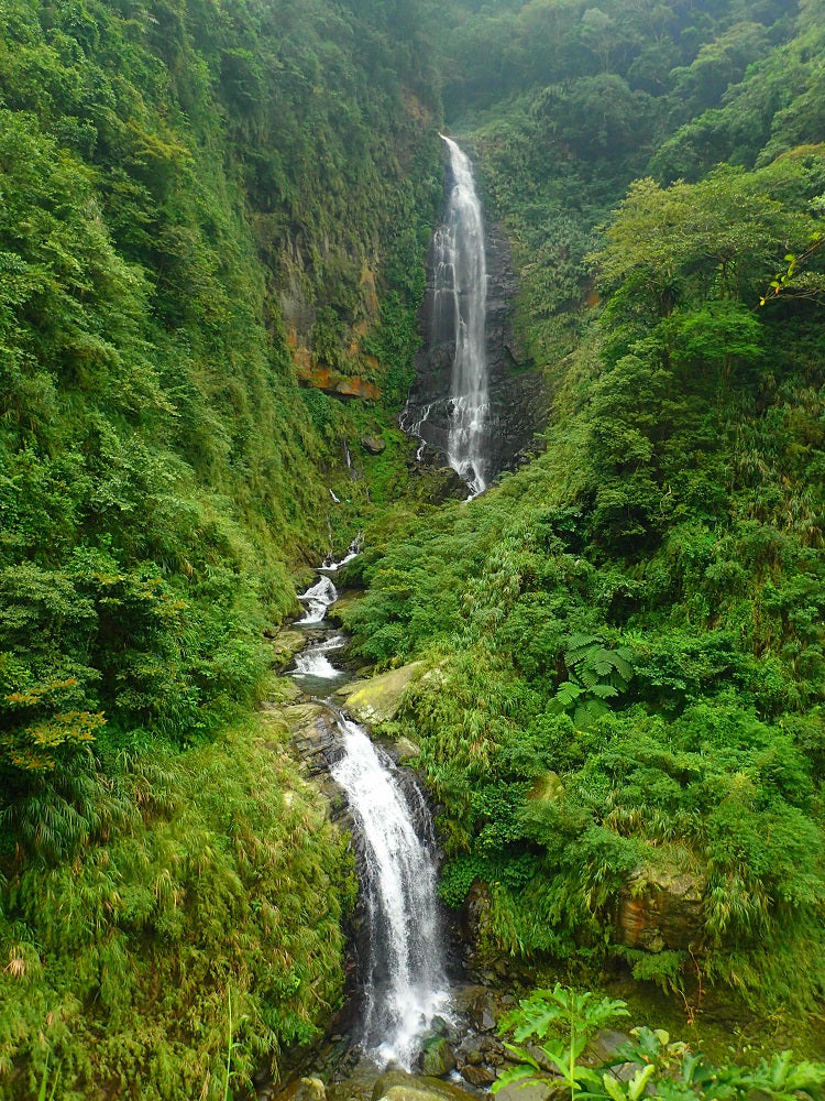 5 Places in Cingjing to Visit with Your Family - Guanyin Waterfall