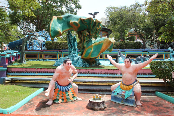 Get a Lesson in Chinese Mythology at Haw Par Villa