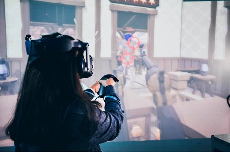 VR/AR Play Experiences in Singapore Suitable for Kids - HardRock VR