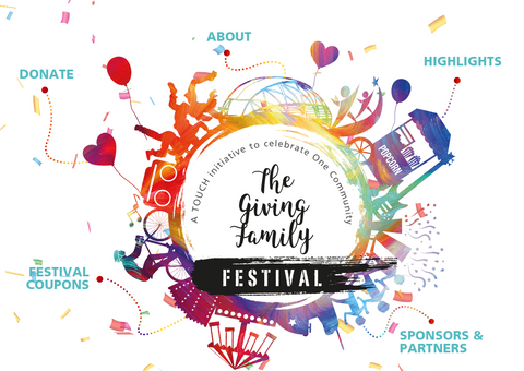 TOUCH The Giving Family Festival @ Singapore Sports Hub