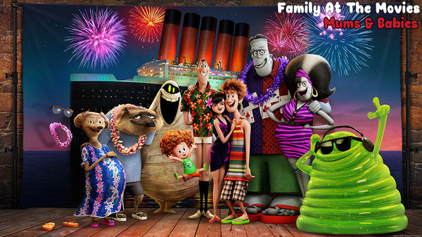 Mums & Babies - Hotel Transylvania 3: A Monster Vacation