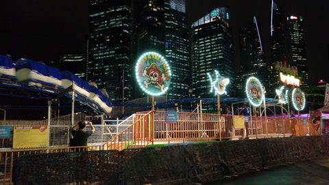Things to do this Weekend: Head Down to Prudential Marina Bay Carnival with your Little Ones! - rides