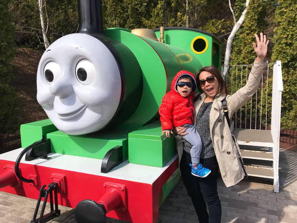 BYKidO Moments: Mummy Ho & her Little One Take a Trip Outside of Tokyo – Visiting Fujisan & More!