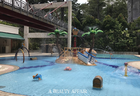 Yishun Safra Pirate Theme Pool