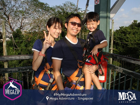 BYKidO Moment: Mummy Georgina & her Little One's Visit to FUN-Tastic Sentosa!