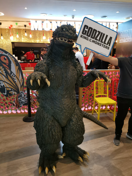 Monster Curry Godzilla King of the Monsters