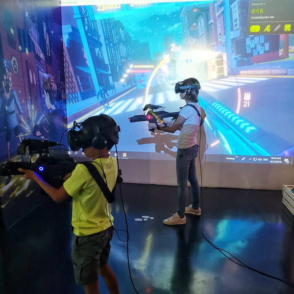 Headrock VR Singapore | #PlayWithBYKidO