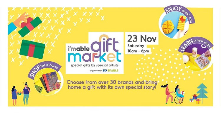 The I'mable Gift Market