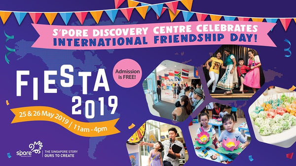 Celebrate International Friendship Day at SDC!