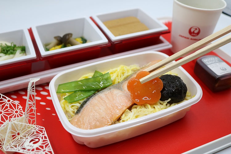 Japan Rail Café In-flight Meals