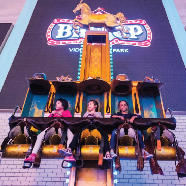 Skytropolis Indoor Theme Park: A Carnival Wonderland for the Young & Young-at-heart