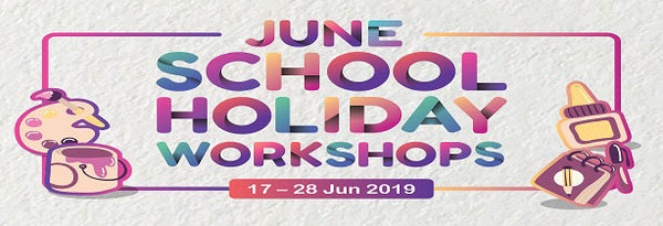 June School Holiday Workshops @ SAFRA Yishun