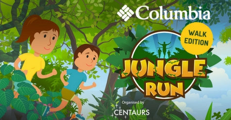 Things to do this Weekend: Join in the Jungle Run 2018 - Walk Edition with Your Little Ones!