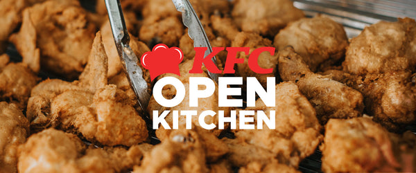 Find Out the Secret Behind KFC's Crispy Chicken!