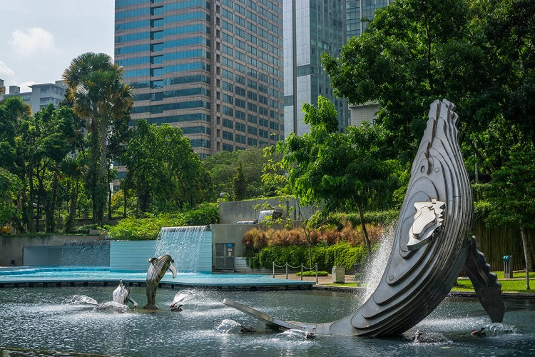 Visit KLCC Park for a Green Respite