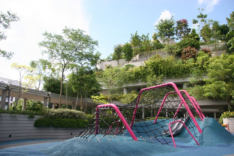 Free Outdoor Playgrounds in the North - Kampung Admiralty