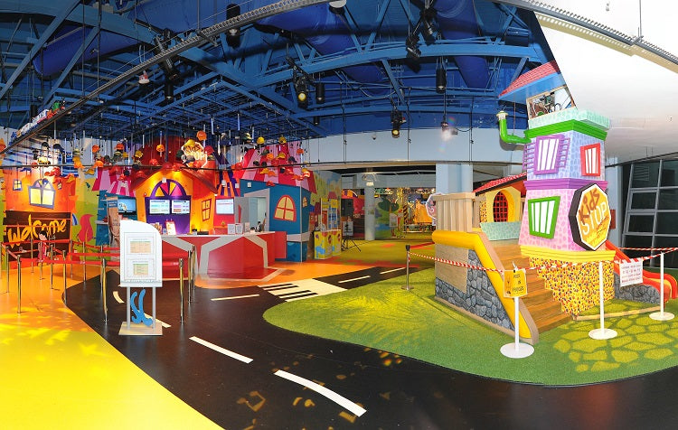 KidsSTOP™ at Science Centre Singapore
