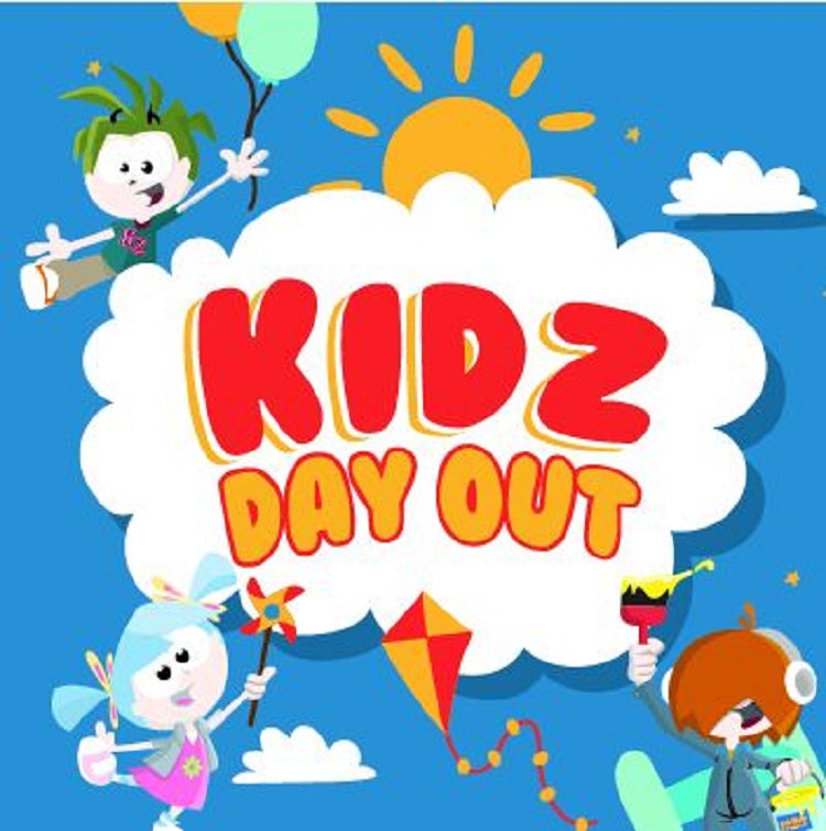 KidZ Day Out with Yakult and CAMP CHALLENGE