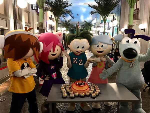 KidZania Birthday Celebration