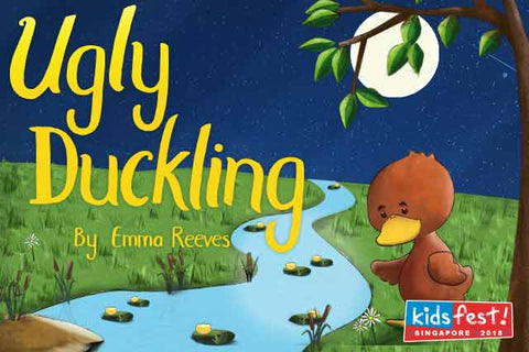 Things to do this Weekend: Immerse in Enchanting Theatre with Your LOs @ KidsFest 2018! - Ugly Duckling