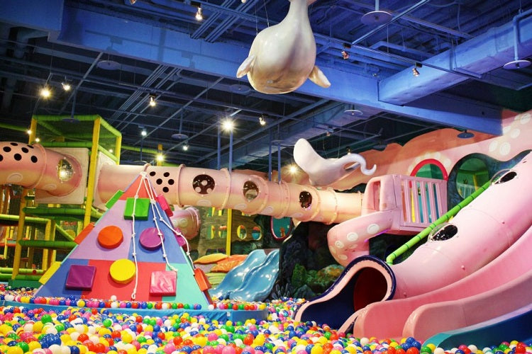 Indoor Playgrounds in Taipei - Kidsburgh