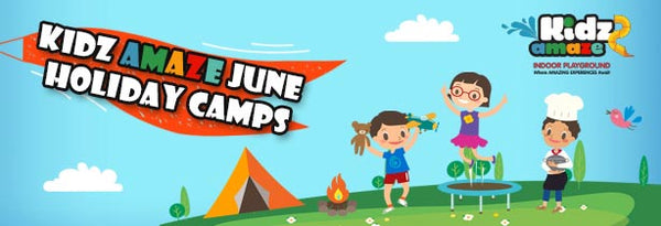 Kidz Amaze June Holiday Camps