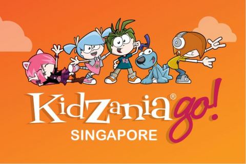 Kidzania goes to town