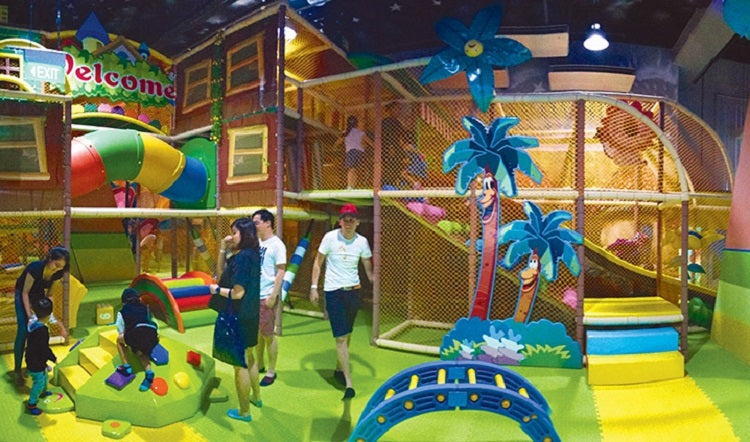 Kidzland Indoor Playground