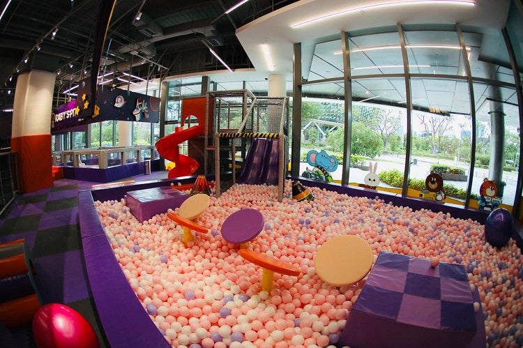 Kiztopia Indoor Playground