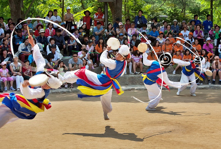 Korean Folk Village – South Korea