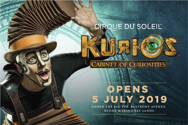 Catch the Amusing KURIOS - Cabinet of Curiosities with Your Little Ones!