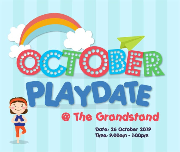 October Playdate - The Grandstand