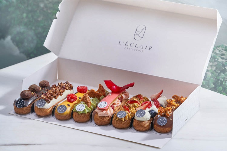 Dessert Places That'll Deliver to Your Doorstep - L'eclair Patisserie