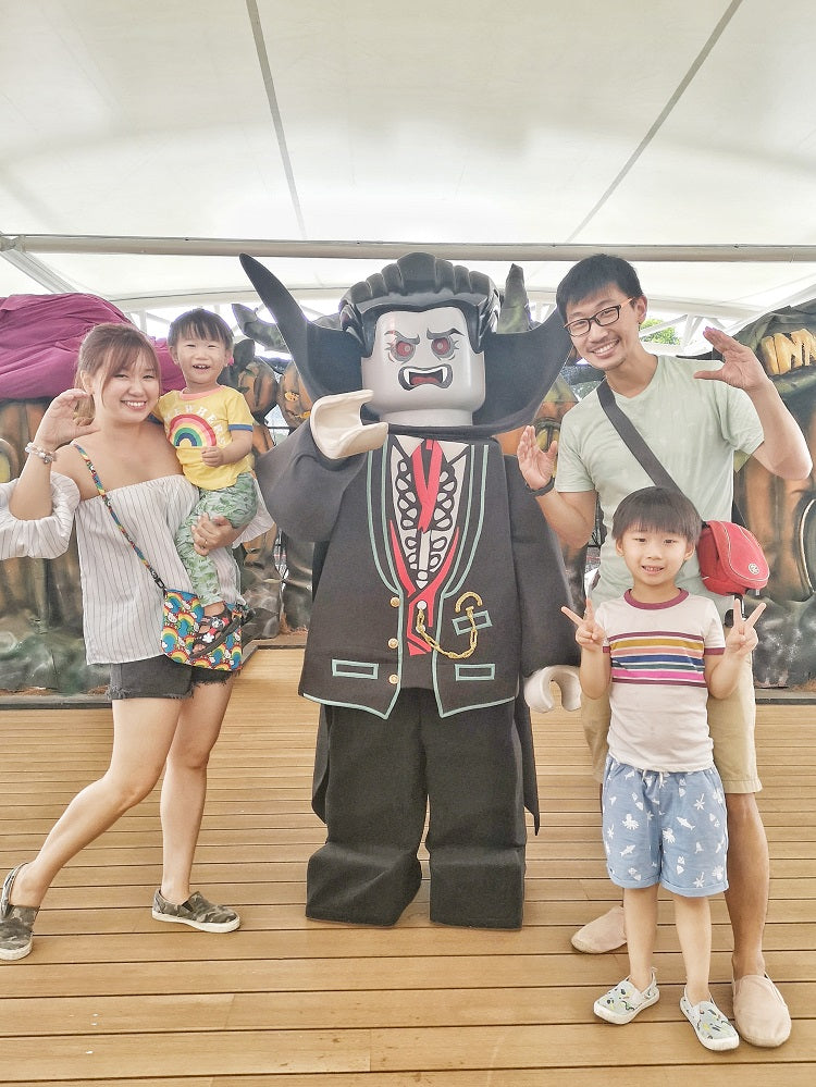 Kids-friendly Halloween Events - Legoland Malaysia Brick or Trick