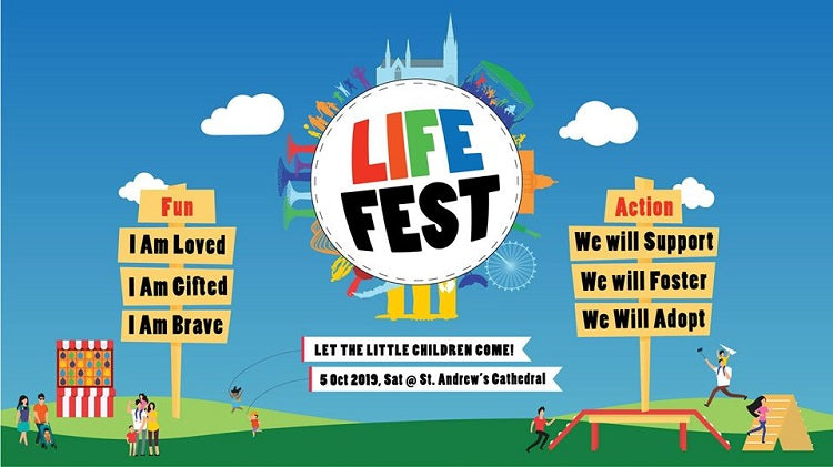 Revel in the LifeFest Festivities with Your Family! [Inclusive Event]