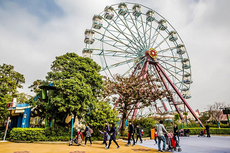 6 Places in Taichung to Visit with Your Family - Lihpao Land Theme Park