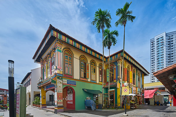 Little Indian Heritage Trail – Serangoon in the 1900s - Residences of Tan Teng Niah