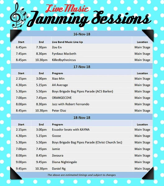 4 Things You Must Do with Your Little Ones at Let's Go Jalan Jalan  - Music Program