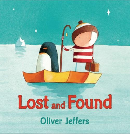 Children's Books to Read with Your Toddlers - Lost and Found