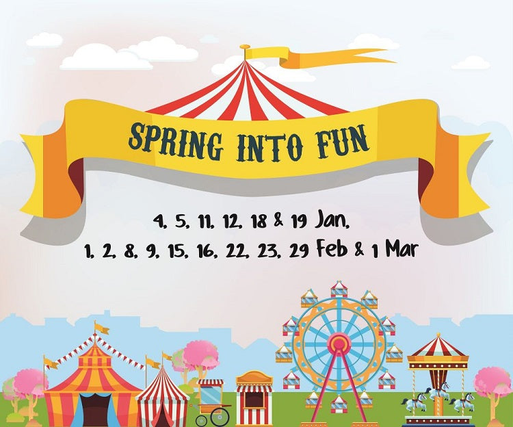 Spring Into Fun at Lot One