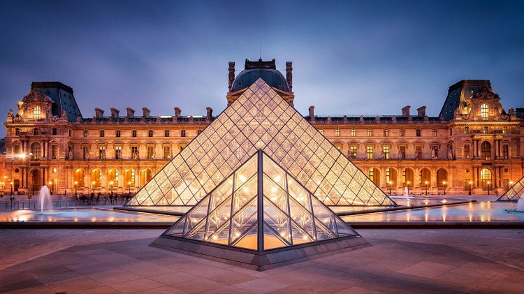 Noteworthy Museums to Explore from Home - Louvre Museum