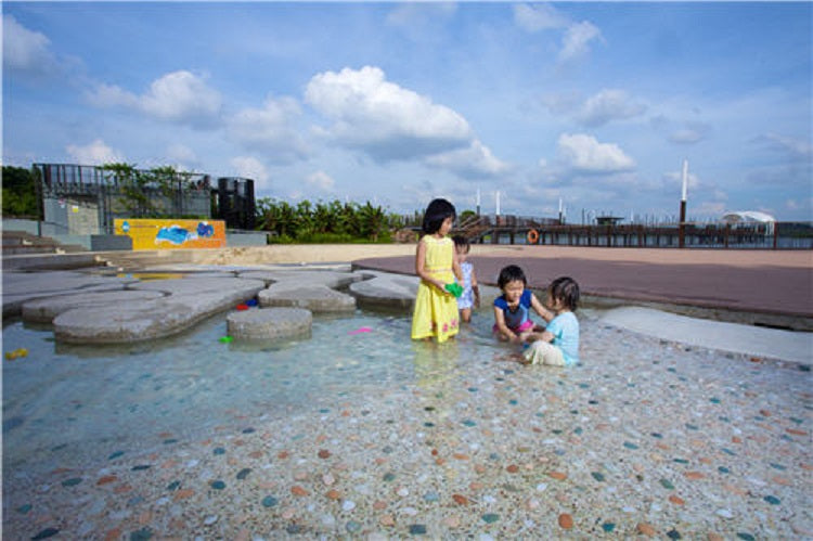 Free Outdoor Playgrounds in the North - Lower Seletar Reservoir