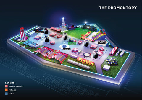 Things to do this Weekend: Head Down to Prudential Marina Bay Carnival with your Little Ones! - The Promontory