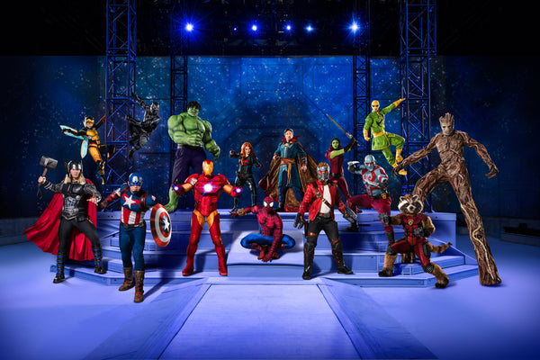 Marvel Universe Live! - Singapore Indoor Stadium
