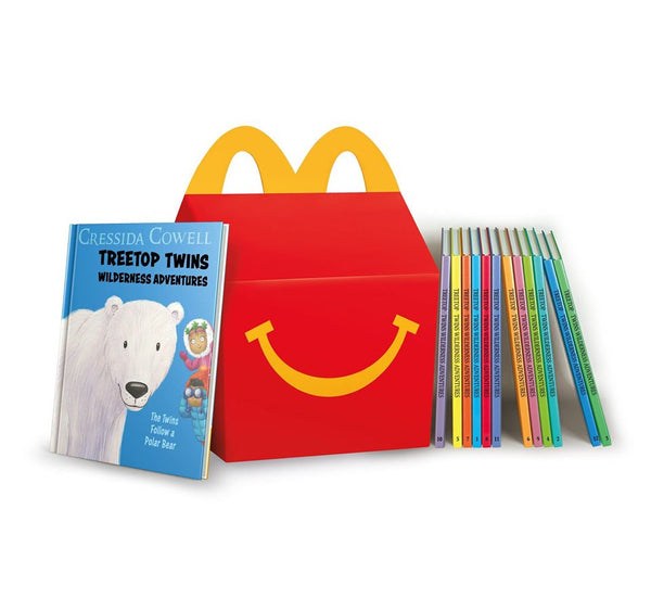 MacDonalds New Book Series
