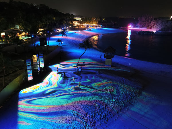 Magical Shores at Siloso Sentosa