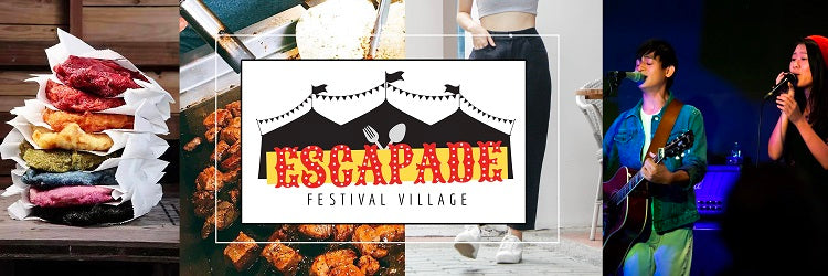 ESCAPADE Festival Village