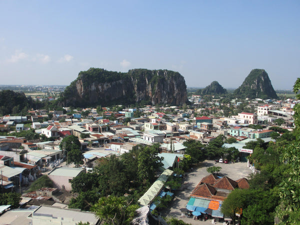 Danang, Marble Mountains